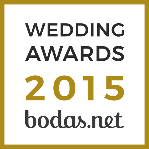 Ganador Wedding Awards 2015 Bodas.net